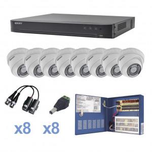 Kevtx8t8ew Epcom KIT TurboHD 1080p / DVR 8 Canales