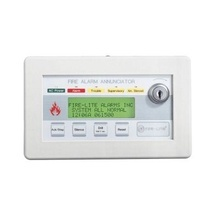 Lcd80f Fire-lite Alarms By Honeywell Anunciador Re