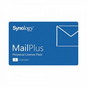 Mailplus5 Synology Licencia Para 5 Cuentas De Corr
