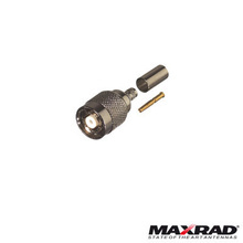 Mrpcm58 Pctel Conector TNC Macho Inverso Para Cable RG-58/U. Mrpc
