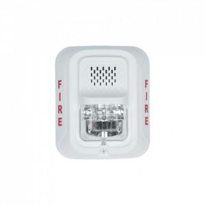P2wl System Sensor Sirena Con Lampara Estroboscopi