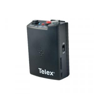 PB242 Telex Transmisor RF con Bateria Li-Ion y Cli