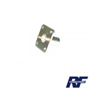 Rfb111514 Rf Industriesltd Conector BNC Hembra Pa