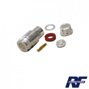 Rfn10261x Rf Industriesltd Conector N Hembra De R