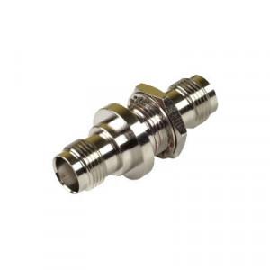 Rft1226 Rf Industriesltd Adaptador Doble TNC Hemb