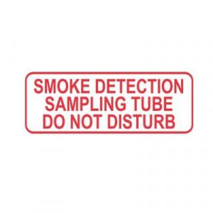 Rp5217 Safe Fire Detection Inc. Etiqueta De Identi