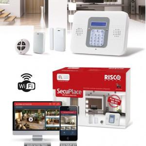 RSC1170001 RISCO RISCO SECUPLACE WIFI-Kit de Alarm