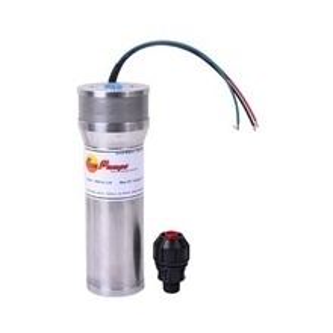 Sdsq128 Sun Pumps Bomba Solar Sumergible Para Agua Carga Dinamic