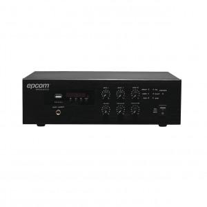 Sfb240 Epcom Proaudio Mini Amplificador Mezclador