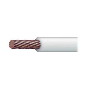 SLY308WHT100 Indiana Cable de Cobre Recubierto THW