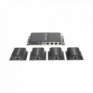 Tt714pro Epcom Titanium Kit De Distribuidor HDMI D