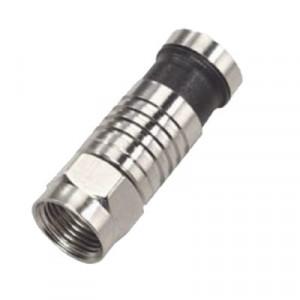 TTCON509RG6 Epcom Titanium Conector F Macho de Com