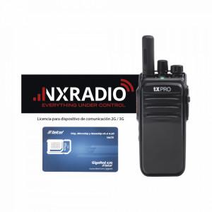 Txr50a4gkitsimtel Txpro Kit De Radio TXR50A4G Li