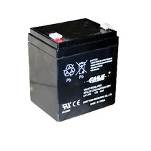 Wp4512 Syscom Bateria De Respaldo A 12 Vcd / 4 Ah. Wp4512
