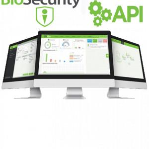 ZKA0350002 Zkteco ZKBSAPI - Modulo en Biosecurity