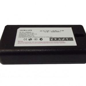 71002 Zkteco ZKTECO UPS12V - Respaldo de 12V para