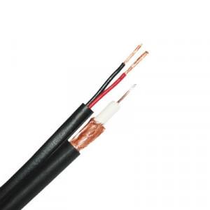 9601s Viakon Cable RG6 Con 2 Cables Calibre 18 Par