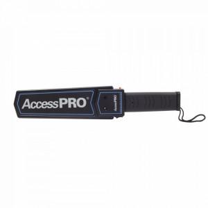 Apmepor Accesspro Detector De Metales Portatil Par