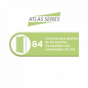 Atlasac84 Zkteco Licencia Para 84 Puertas Compatib
