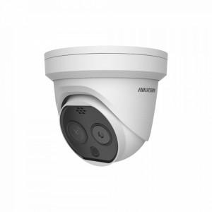 Ds2td1217b3pak Hikvision Turret IP Termica De Alta