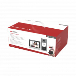 Dskis604pb Hikvision Kit De Videoportero IP WiFi C
