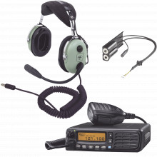 Ica120hkit Icom Kit Radio Movil Aereo Icom Con Aur