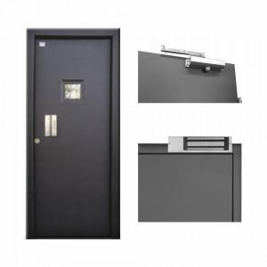 Kitpbvt2b Accesspro KIT De Puerta Con Mirilla Nive