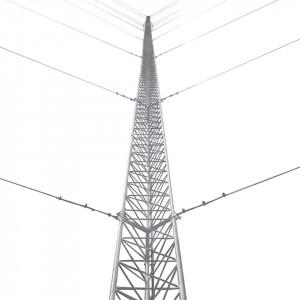 Ktz30e021p Syscom Towers Kit De Torre Arriostrada