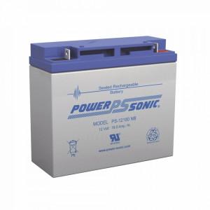 Ps12180nb Power Sonic Bateria De Respaldo UL De 12