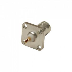 Rfb1115s Rf Industriesltd Conector BNC Hembra Par