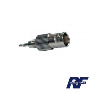 Rfb1141 Rf Industriesltd Adaptador De Conector BN