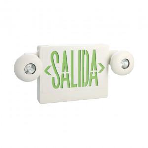 Sf860hgn Sfire Letrero LED De SALIDA Con Luz De Em