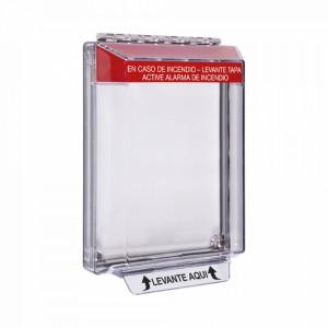 Sti14020fres Sti Cubierta Universal Transparente