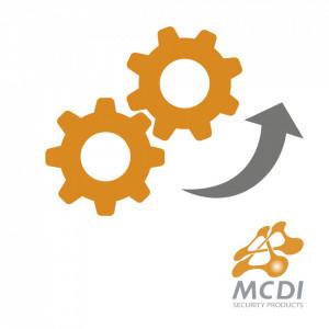Stups Mcdi Security Products Inc Licencia Modulo