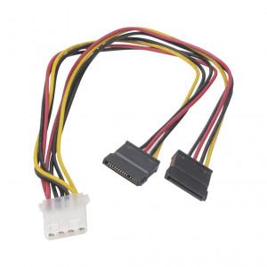 101501488 Hikvision Cable Doble De Corriente SATA