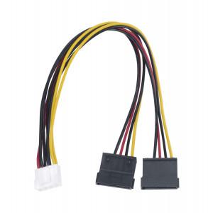 101502385 Hikvision Cable Doble De Corriente SATA