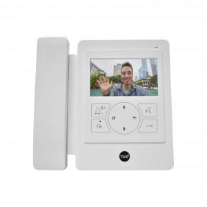 83209 Assa Abloy Monitor Con Telefono Blanco YDV47