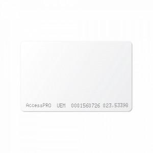 Accessdualup Accesspro Tarjeta Tecnologia Dual RF