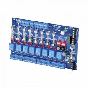 Acm8 Altronix Tarjeta De Control De 8 Canales Acm8