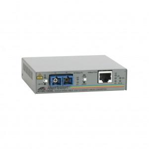 Atmc103xl60 Allied Telesis Convertidor De Medios F