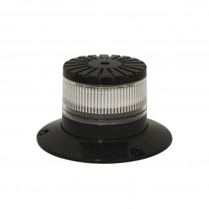 Eb7265ca Ecco Baliza LED Compacta Discreta Domo C