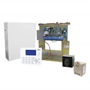 Forcekit2 Pima Sistema De Alarma Panel Hibrido 8