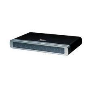 Gxw4008 Grandstream Adaptador VoIP GrandStream De 8 FXS Gxw-4008