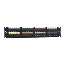 Hd648 Siemon Patch Panel UTP HD6 Categoria 6 De 4