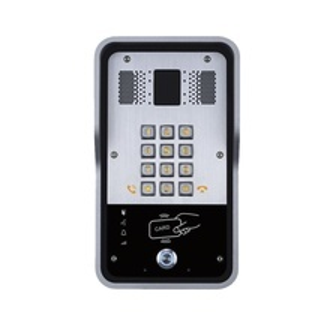 I23dtl Fanvil Portero IP SIP Con Relevador Integrado Y Lector RFI