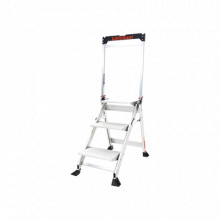 JUMBOSTEP3WHR Little Giant Ladder Systems Escalera