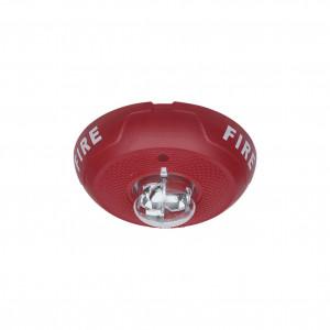 Pc2rl System Sensor Sirena Con Lampara Estroboscop