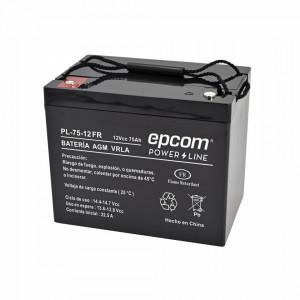 Pl7512fr Epcom Powerline Bateria De Ciclo Profundo