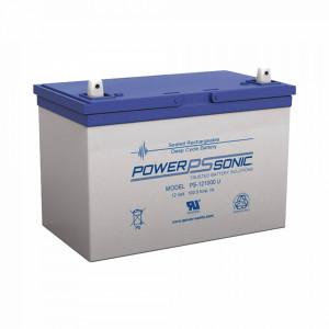 Ps121000u Power Sonic Bateria De Respaldo UL De 12