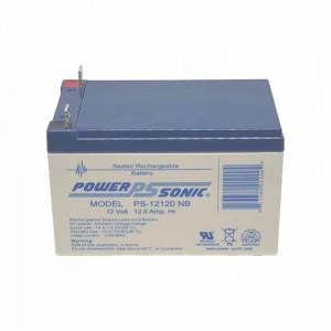 Ps12120nb Power Sonic Bateria De Respaldo UL De 12